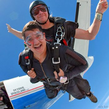 Buy/Reserve Your First Skydive (Tandem)!